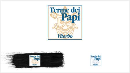Marchio delle Terme dei Papi - VIterbo