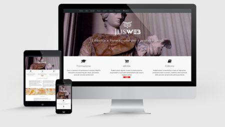 Sito web Jusweb