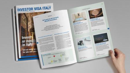 Investor Visa Italy